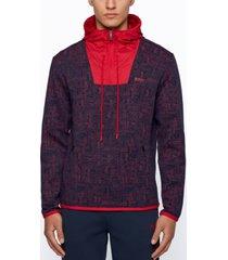 boss men's surley regular-fit sweatshirt