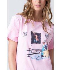 camiseta estampado artistico t shirt