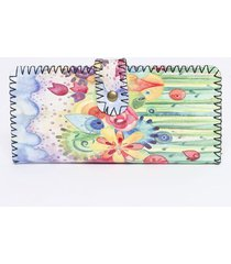 billetera multicolor spiga 31