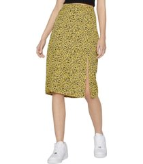bcbgeneration animal print midi skirt