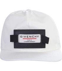 baseball hat with logo