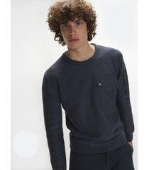 maglione in misto lana