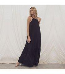 vestido julieta negro