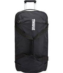 thule subterra 30-inch wheeled duffle bag - black