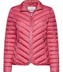 outdoor jacket no wo gevoerd jack roze gerry weber