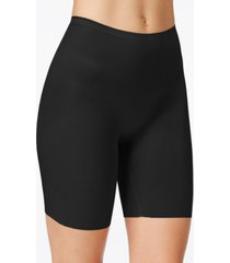 spanx women's skinny britches mid-thigh short 10008r