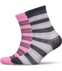 mix sock pack w.16 lingerie hosiery socks multi/mönstrad becksöndergaard