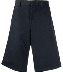 isabel marant knee-length chino shorts