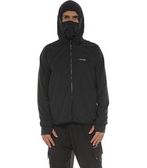 chaqueta protección con antifluido negroracketball
