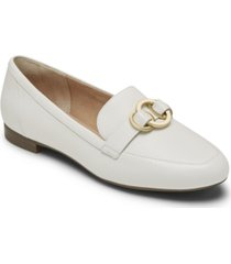 rockport women's total motion tavia ring loafers women's shoes