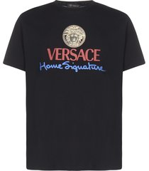 versace taylor fit short sleeve t-shirt