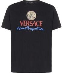 versace taylor fit short sleeve t-shirt
