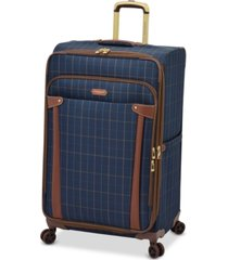 "london fog brentwood 29"" softside check-in luggage, created for macy's"