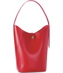 receive a free red tote with any $56 elizabeth arden fragrance purchase