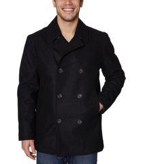 nautica men's big and tall peacoat jacket