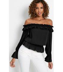 carmen blouse