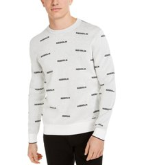 hugo men's slove sweater