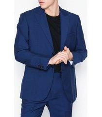 topman c:s2n navy jacket kavajer & kostymer navy blue