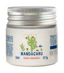 creme hidratante desodorante corporal mandacaru