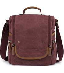 tsd brand atona traveler canvas crossbody bag