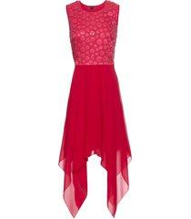 abito midi (rosso) - bodyflirt
