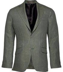 egel soft blazer blazer kavaj grön oscar jacobson