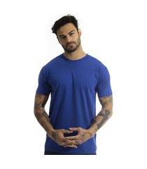 camiseta arimlap azul royal lisa