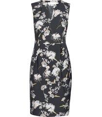mahiniw slim dress knälång klänning multi/mönstrad inwear