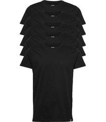 favorite thor 5 pack t-shirts short-sleeved zwart mads nørgaard