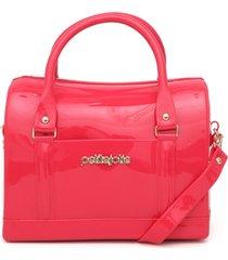 bolsa petite jolie bloom j-lastic pink