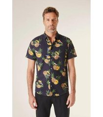camisa pf mc tropical reserva - masculino