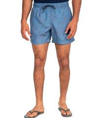 short de baño casual azul marino guy laroche