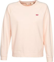 sweater levis relaxed crew new
