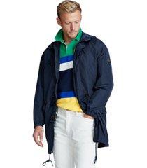 polo ralph lauren men's water-resistant marsh coat