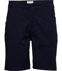 leon shorts shorts chinos shorts blå makia