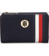 billetera azul-blanco-rojo tommy hilfiger