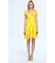 la la land mia costumes dress emma stone yellow dress costumes emma dress