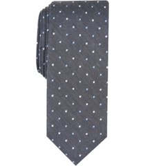 bar iii men's lindon dot tie, created for macy's