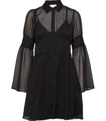 2nd gaia kort klänning svart 2ndday