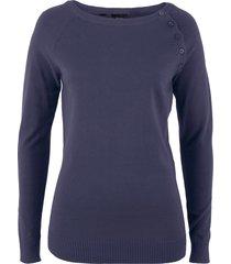 pullover (blu) - bpc bonprix collection