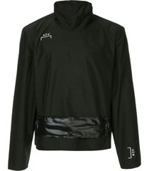 a-cold-wall* waterproof sweater - black