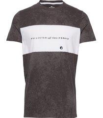 indigo t-shirts short-sleeved hollister