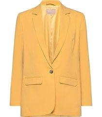 jamie ls blazer blazers over d blazers geel soft rebels