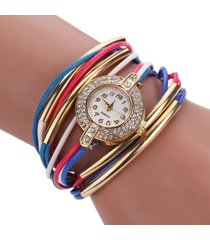 reloj rojo re-11905