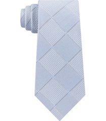 kenneth cole reaction men's texture grid tie