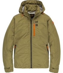 zip jacket forcer strator nutria