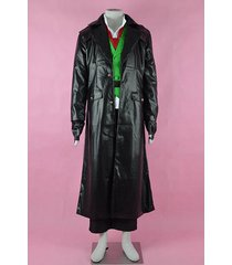 assassin's creed syndicate jacob frye cosplay costume men halloween outfit