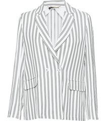bagnolo blazer colbert wit pennyblack