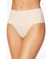 spanx women's undie-tectable thong sp0115