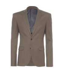 blazer masculino live - verde